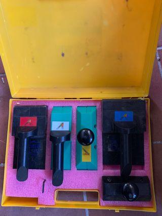 Maletín con herramientas MM y MTR