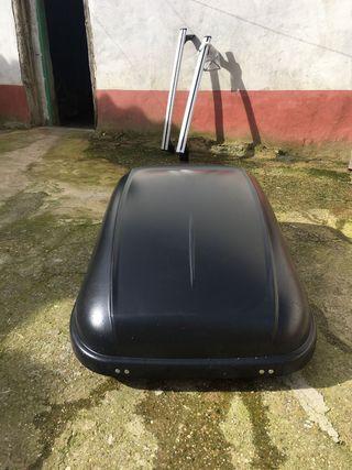 Cofre baul porta equipaje y baca