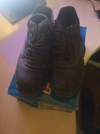Zapatos de seguridad 40