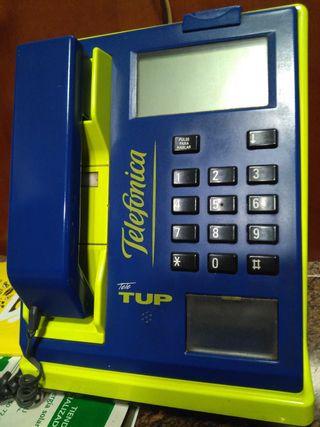 Telefónica Teletub Teléfono antiguo