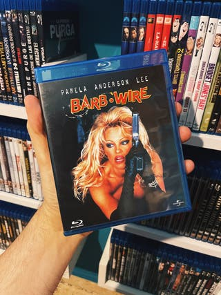 Barb Wire Bluray
