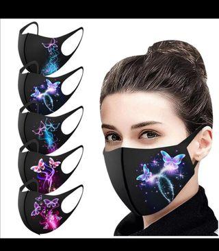 mascarillas de tela 3D
