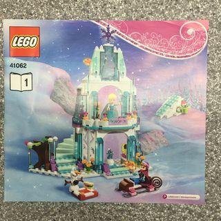 Lego , castillo de Elsa