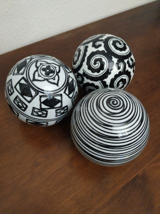 Bolas cerámica