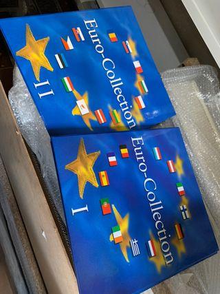 Albumes monedas euro