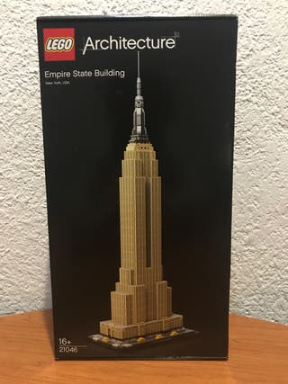 Lego Architecture 21046