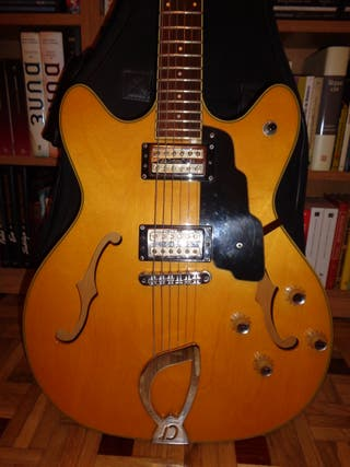 DeArmond Starfire Custom by Guild tipo Gibson 335