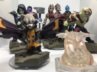 Disney Infinity Guardianes de la Galaxia.