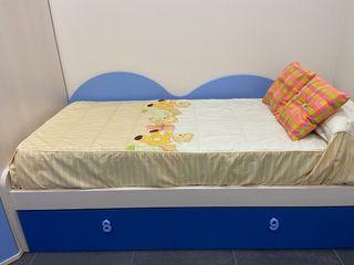 Edredón infantil cama 90