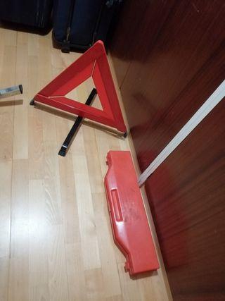triangulo de señalizacion