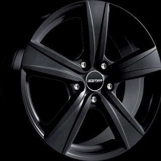 LLANTAS BMW A1834 GMP ARGON MATT BLACK