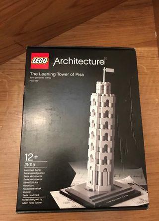 Lego Architecture Torre de Pisa- Ref. 21015