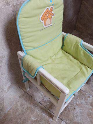 silla para niña/o