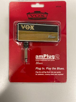 Amplificador guitarra vox blues