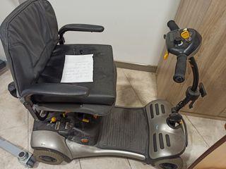 Carro, scooter para movilidad reducida