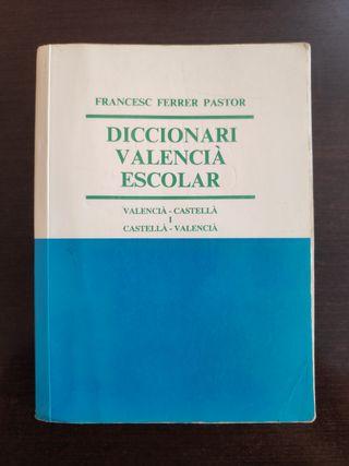 Diccionario Valenciano Español