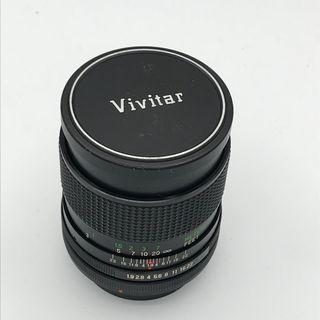Lente Auto Vivitar 35mm f/1.9 Gran Angular CANON