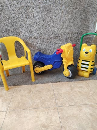 lote juguetes niño