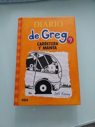 Diario Greg n° 9
