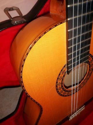 guitarra flamenca ACEPTO GUITARRA