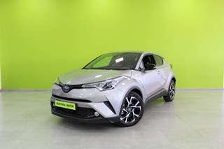 Toyota C-HR - HÍBRIDO CON CAMBIO AUTOMÁTICO