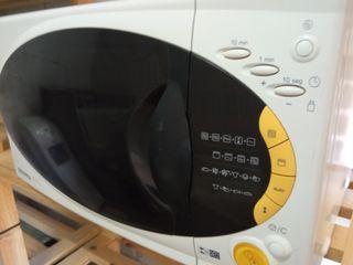 Microondas con grill balay