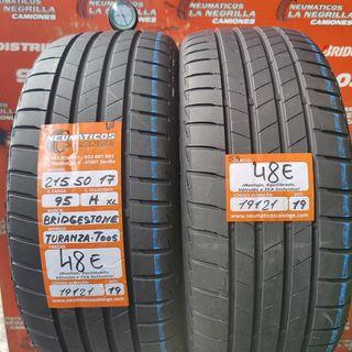 Neumaticos 215 50 17 95H Bridgestone. Ref 19121