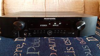 Amplificador AV Receptor MARANTZ NR1402 SLIM