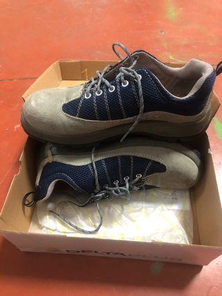 Zapato seguridad Delta Plus