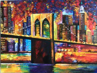 Cuadro Nueva York
