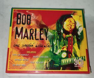Colección CD's Bob Marley
