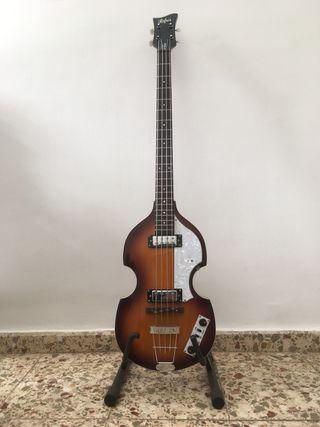 Höfner Ignition Violín B Bass HI Series