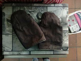 guantes silla paseo