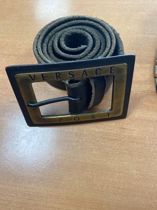 Cinturón versace original