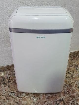 aire acondicionado nuevo garantía