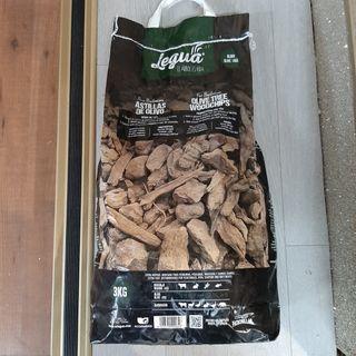 Astillas de olivo 3kg