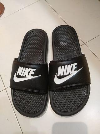 Chanclas Nike 42'5 originales