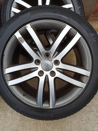 Ruedas Llantas Audi Q7 Invierno