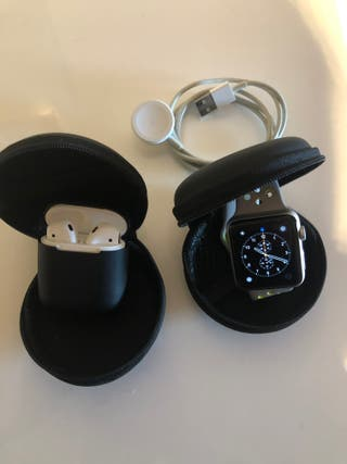 Apple Watch S2 & Airpods