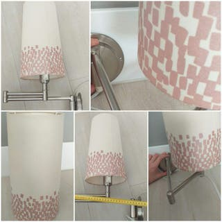 Lámpara extensible de pared Ikea