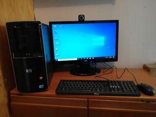 Ordenador HP core i7 COMPLETO