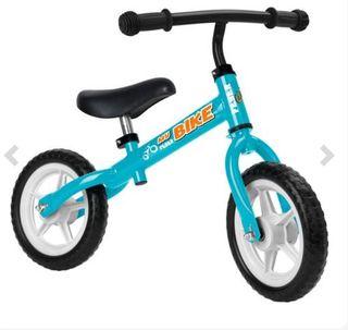 bici sin pedales feber