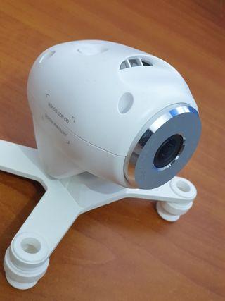 camara wifi dron phantom 2