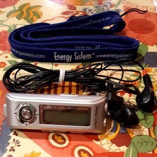 MP3 y grabadora de voz
