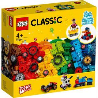 Lego Classic 653 piezas
