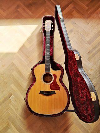 Guitarra Taylor 814ce (Edición 2013)
