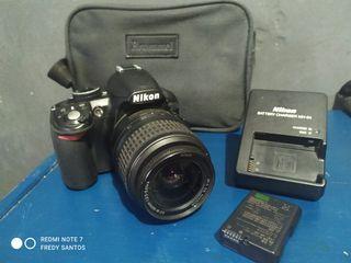 Cámara Nikon D3100 Réflex Digital