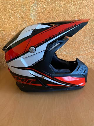 Casco MT motocross