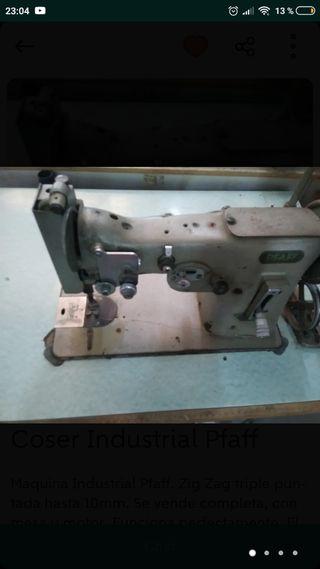 maquina de coser zig zag Pfaff