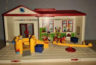 Guardería Playmobil.